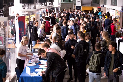 Wembley Freshers' Fair