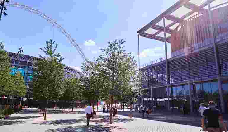 External Photos Wembley Facilities 25May17 015