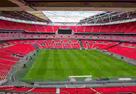 Wembley Pitch View 2049