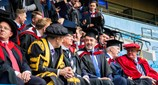 view Etihad Graduation Candid Photos 50