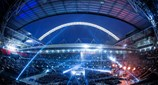 view Carl Froch Vs George Groves At Wembley Stadium, Home Of UCFB Wembley