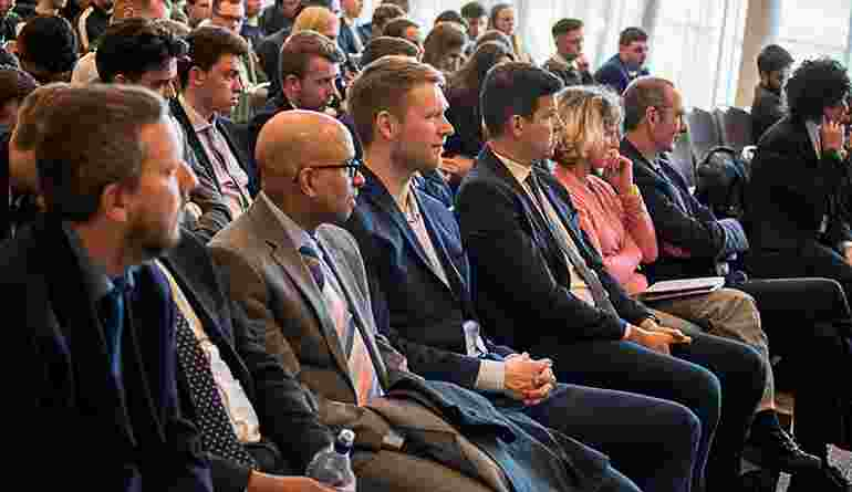 Future Leaders In Sport Conference St Georges Park Audience LQ AT9I1770 25Apr18