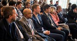 view Future Leaders In Sport Conference St Georges Park Audience LQ AT9I1770 25Apr18