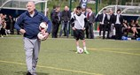 view Future Leaders In Sport Conference St Georges Park Mike Phelan Coaching LQ AT9I1549 25Apr18