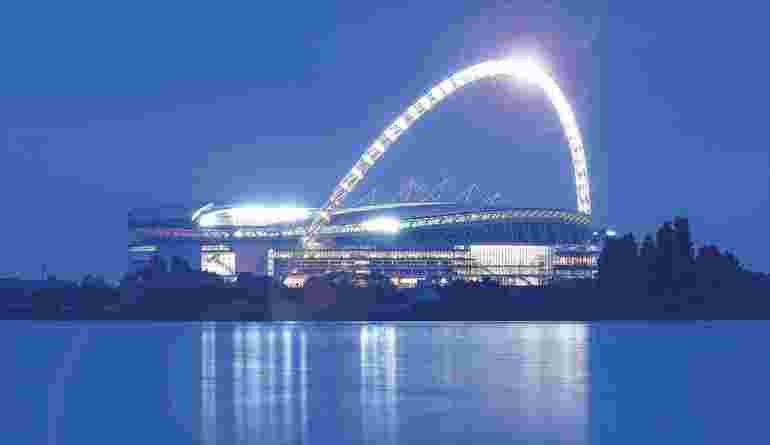 Wembley Stadium, Home Of UCFB Wembley (RGB)