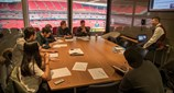 view Guest Speaker Classroom Wembley2 V2