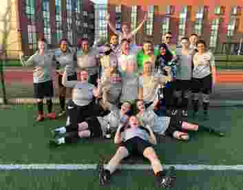Title success for UCFB sports teams