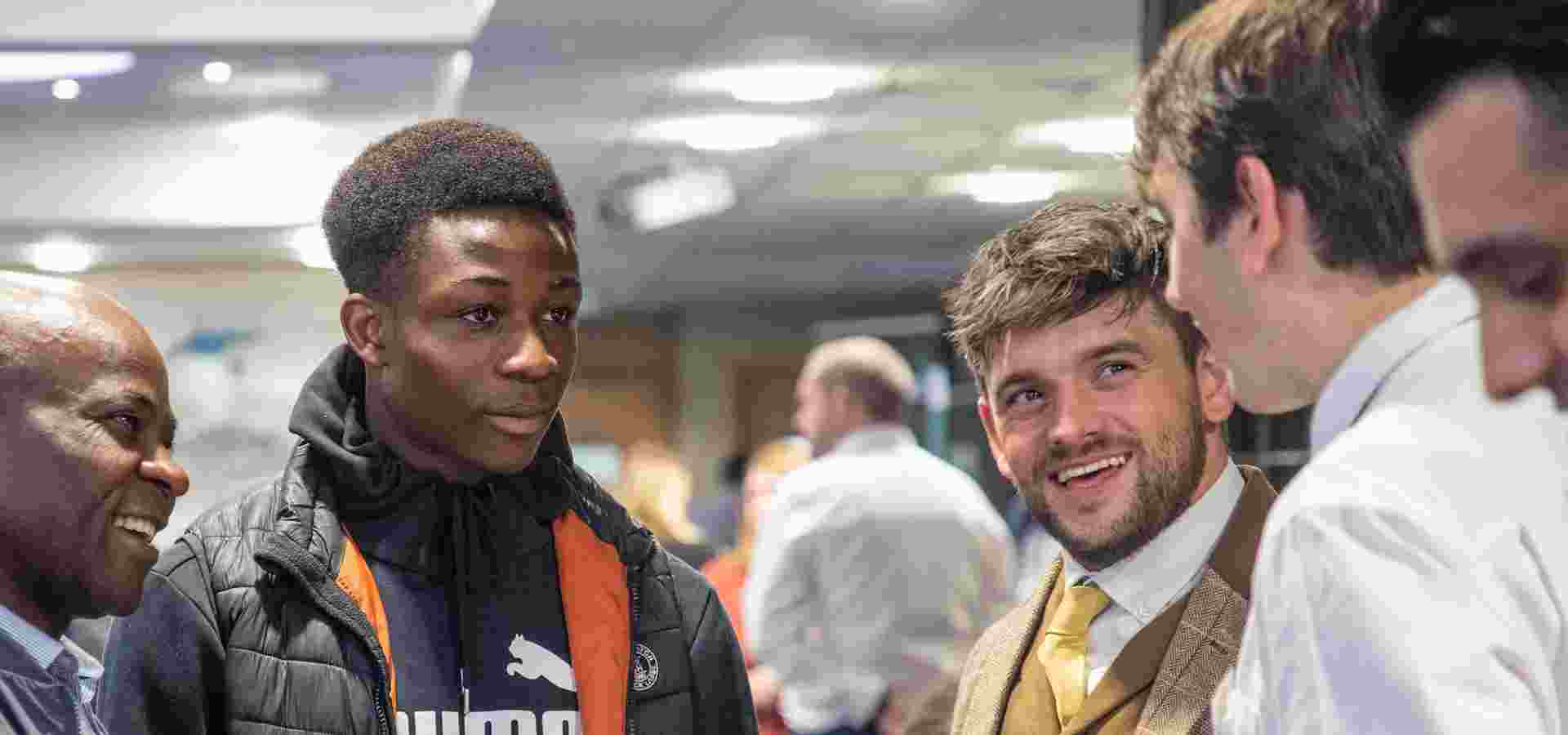 UCFB Undergraduate Open Days