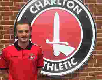 Brandon hoping for Wembley success with boyhood club Charlton Athletic