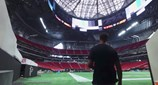 view Mercedes Benz Stadium Interior 2017 08 25 1