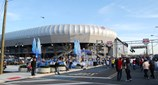 view Red Bull Arena Exterior