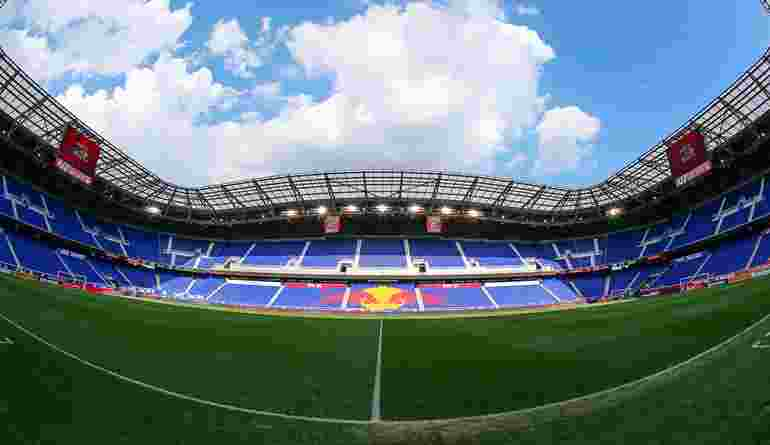 Red Bull Arena Harrison Nj 2016 Billboard 1548