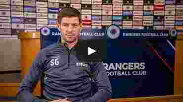 Steven Gerrard's special message for the Lionesses