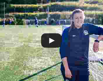 Where Are They Now? | Jemma Entwistle: RTC Coach at Blackburn Rovers | UCFB Alumni Series #WATNow
