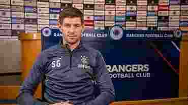 Video: Former Liverpool FC and England captain Steven Gerrard shares his insight on becoming a first-team coach