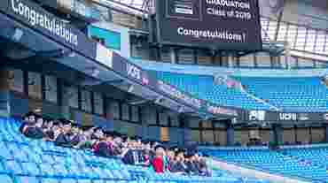 Gallery: UCFB Etihad Campus Graduation 2019