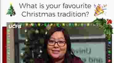 What is your favourite Christmas tradition?