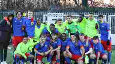 Unbeaten Men's Undergraduate Academy crowned league champions