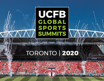Video: UCFB's Global Sports Summit in Toronto 2020
