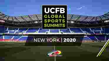 Video: UCFB's Global Sports Summit in New York 2020