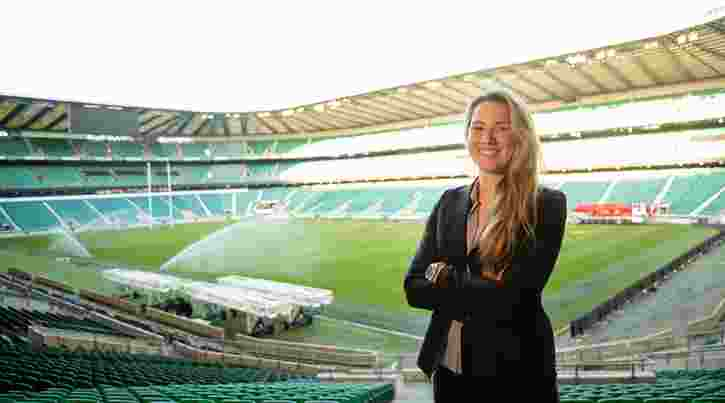 Alumni profile: Jeni Kingman, Rugby Events & Competitions Assistant at the Rugby Football Union