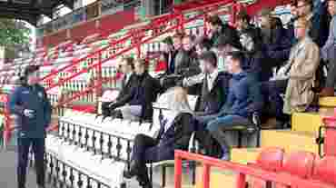 Video: UCFB and Stevenage FC partnership