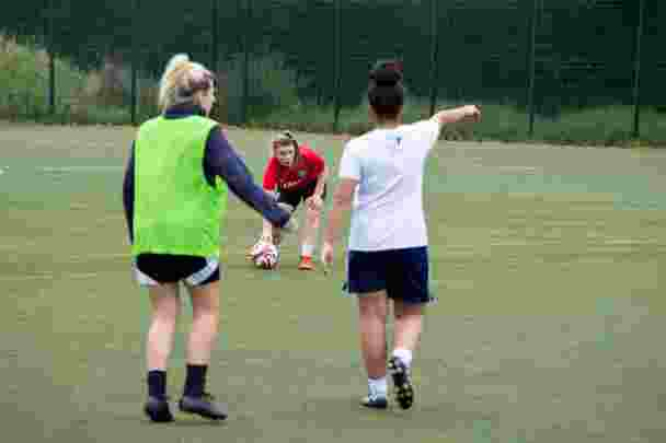 BA Hons Football Coaching Blended