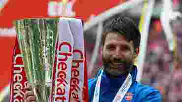 Danny Cowley on his relationship with brother and assistant Nicky