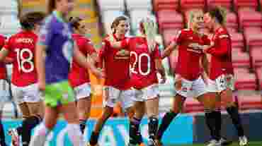 Manchester United Women to play first ever match at Old Trafford